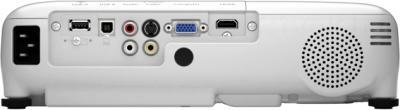 Проектор Epson EB-X24 - вид сзади