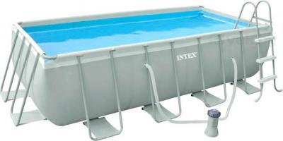 Каркасный бассейн Intex 28352/54982 (549x274) - общий вид