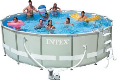 Каркасный бассейн Intex 28326/54470 (488х122) - общий вид