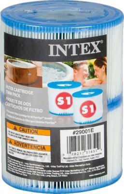 Фильтр-картридж для бассейна-джакузи Intex 29001 - общий вид