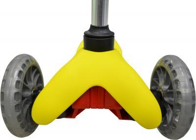 Самокат Sundays SA-100-2 (желтый) - колеса