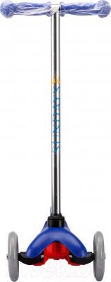 Самокат Sundays SA-100-4 (синий) - общий вид