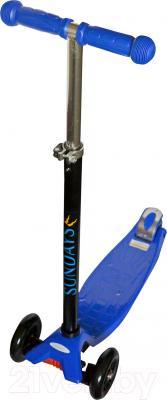 Самокат Sundays SA-100A-4 (синий) - общий вид