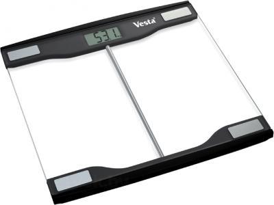 Напольные весы электронные Vesta VA-8030-2 - общий вид