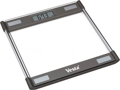 Напольные весы электронные Vesta VA-8030-3 - общий вид