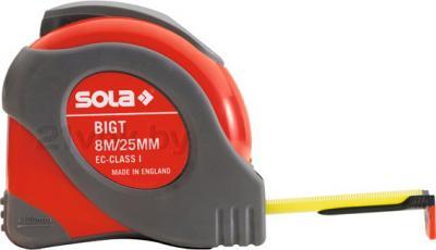Рулетка Sola Big T (5м) - общий вид