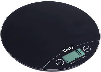 Кухонные весы Vesta VA-8065-1 - общий вид