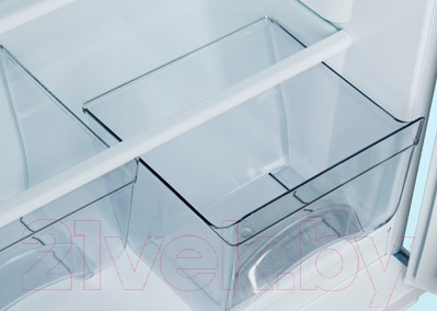 Холодильник с морозильником ATLANT МХ 2822-66