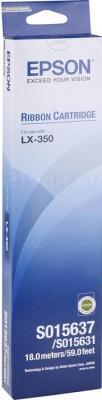 Картридж Epson C13S015637 - общий вид