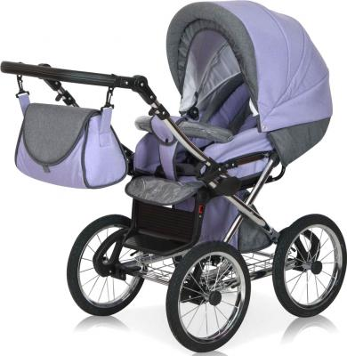 Детская универсальная коляска Riko Laura 06 - прогулочная (цвет 08)