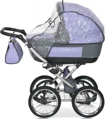 Детская универсальная коляска Riko Laura 02 - дождевик (цвет 08)