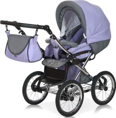 Детская универсальная коляска Riko Laura 02 - прогулочная (цвет 08)