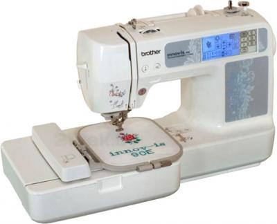 Вышивальная машина Brother Innov-is 90E - общий вид