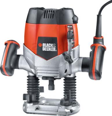 Фрезер Black & Decker KW900E - общий вид