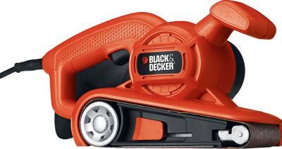 Ленточная шлифовальная машина Black & Decker KA 86 - общий вид