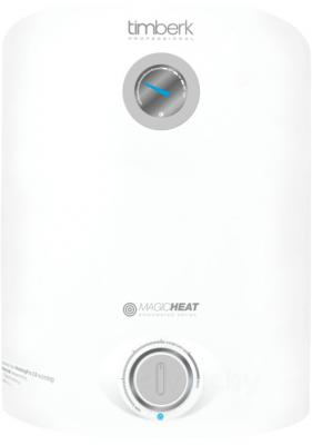 Накопительный водонагреватель Timberk SWH RE3 80V - общий вид