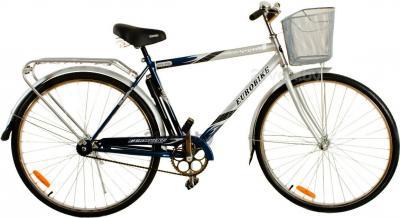 Велосипед Eurobike Vision (28, Blue-Silver) - общий вид