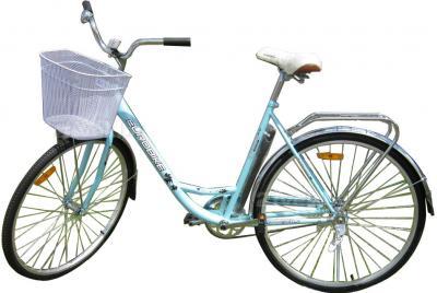 Велосипед Eurobike Laguna (28, синий) - общий вид