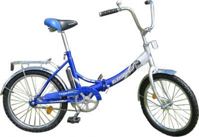 Велосипед Eurobike Rondo 20 (20, синий) - общий вид