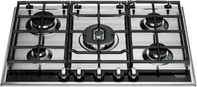 Газовая варочная панель Hotpoint PK 750 RL GH /HA - общий вид