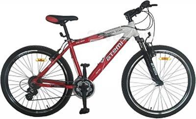 Велосипед Eurobike Scorpio (26, Red-White) - общий вид