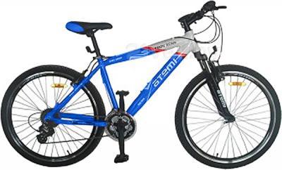 Велосипед Eurobike Scorpio (26, Blue-White) - общий вид