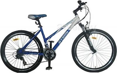Велосипед Eurobike Avensis (26, Blue-White) - общий вид