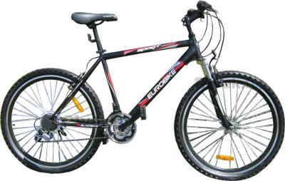 Велосипед Eurobike Limit Plus (26, Black) - общий вид