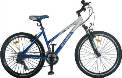 Велосипед Eurobike Diversion Lady (26, Blue-White) - общий вид