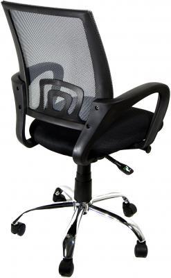 Кресло офисное Деловая обстановка Омега MFT (Black) - общий вид