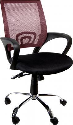 Кресло офисное Деловая обстановка Омега MFT (бордовый) - общий вид