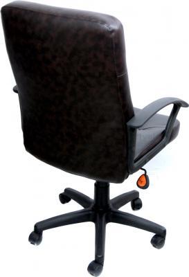 Кресло офисное Деловая обстановка Офелия MFT (Dark Brown) - вид сзади