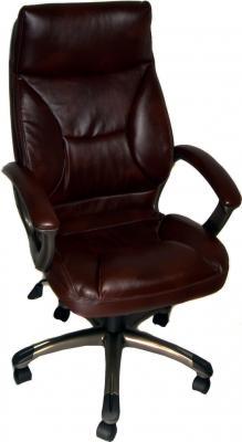 Кресло офисное Деловая обстановка Лагуна MFT (Brown) - общий вид