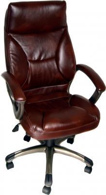Кресло офисное Деловая обстановка Лагуна MFM (Brown) - общий вид