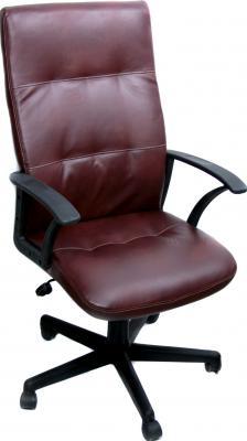 Кресло офисное Деловая обстановка Мадрид MFT (коричневый) - общий вид