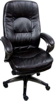 Кресло офисное Деловая обстановка Афродита STM (темно-коричневый) - общий вид