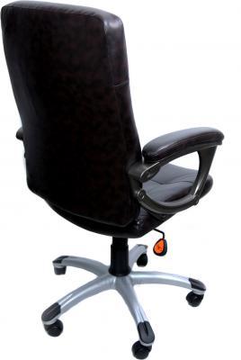 Кресло офисное Деловая обстановка Офелия Люкс MFT (Dark Brown) - вид сзади