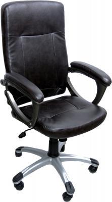 Кресло офисное Деловая обстановка Офелия Люкс MFT (Dark Brown) - общий вид