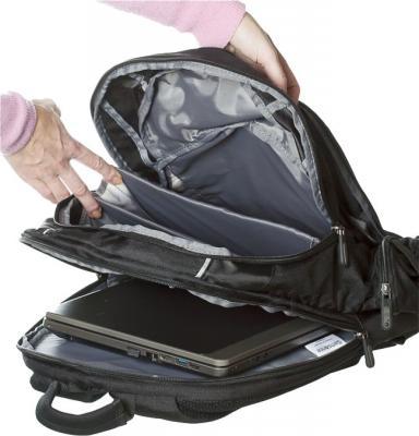 Рюкзак для ноутбука Samsonite Wander 3 (U17*94 007) - в раскрытом виде