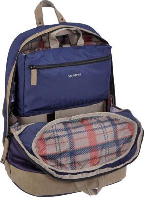 Рюкзак для ноутбука Samsonite X-Covery (76U*01 004) - в раскрытом виде