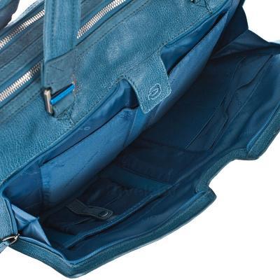 Сумка для ноутбука Piquadro Xeno (CA1906S61/OT) - боковой карман