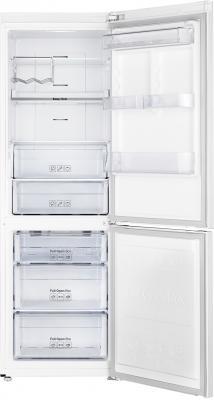 Холодильник с морозильником Samsung RB31FERMDWW/RS - внутренний вид