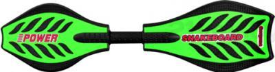 Снейкборд Power Corgona (Green) - общий вид