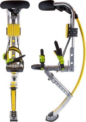 Джампер для взрослых Power Super Jumper 90-110 (Yellow) - общий вид