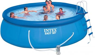 Надувной бассейн Intex 54916/28168 (457х122) - общий вид
