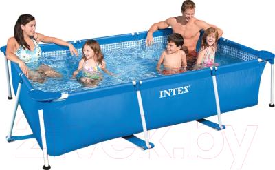 Каркасный бассейн Intex 58983/28270 (220x150x60)