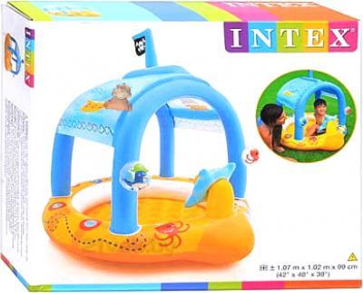Надувной бассейн Intex 57426NP (107х102х99) - в упаковке