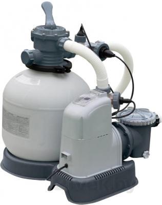 Песочный фильтр-насос для бассейна Intex 28648 - общий вид