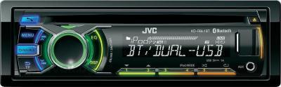 Автомагнитола JVC KD-R841BTE - общий вид