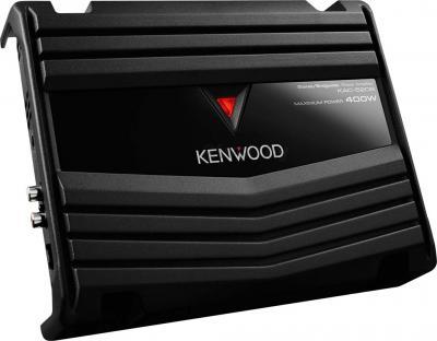 Автомобильный усилитель Kenwood KAC-5206 - общий вид
